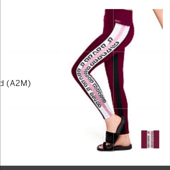 f53a755e72c11c PINK Victoria's Secret Pants | Nip Vs Pink Ultimate High Waist ...